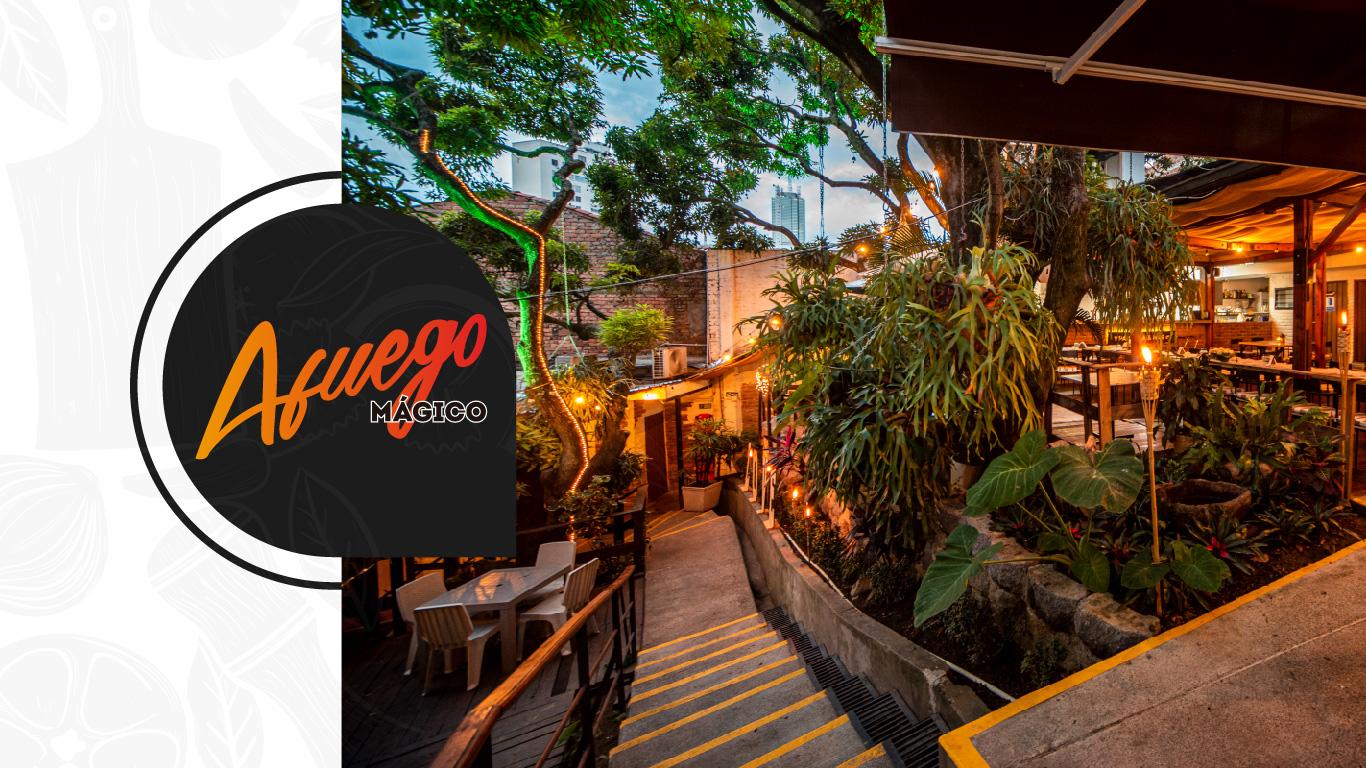 Restaurante Bar Afuego Entrada