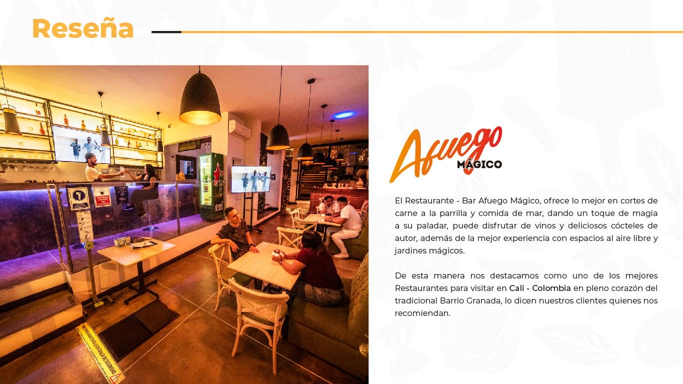 Restaurante Bar Afuego cortes de carne a la parrillaarne